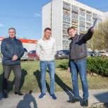 Александр Легков пообещал восстановление дорожной безопасности в Пересвете