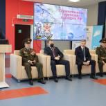 Юные россошанцы в торжественной обстановке получили первые паспорта