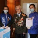 Депутат-единоросс вручил ветеранам подарки в честь 76-й годовщины Великой Победы