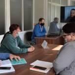 Павел Федяев передаст кузбасской школе проектор и ноутбук