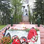 Представители «Единой России» в Луховицах участвовали в праздновании 76-й годовщины Великой Победы