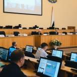 Депутаты Тюменской облдумы проголосовали за поправки, направленные на поддержку семей с детьми