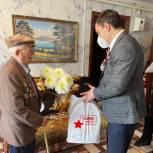 Дмитрий Хубезов: Спасибо всем, кто ковал для нас Великую Победу