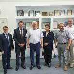 Александр Гуляков провел рабочую встречу с представителем Кыргызстана