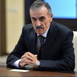 Нурбаганд Нурбагандов рассказал, как проходит предварительное голосование в Сергокалинском районе