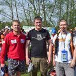 Губернатор Прикамья Дмитрий Махонин принял участие в экосплаве по реке Гайва