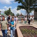 Панков: Ремонт тротуаров в Ершове начнем в этом году