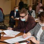 Жители Захаровского района написали кардиологический диктант
