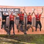 Полторы тысячи участников собрал третий экстремальный исторический забег «Zaraysk Bison Race»