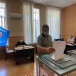 Николай Панков принял участие в предварительном голосовании «Единой России»