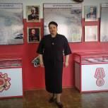 Елена Митина пожелала ветеранам и жителям региона крепкого здоровья и мирного неба