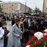 В День Победы к мемориалам Рязани возложили цветы