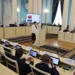 Депутаты-единороссы задали вопросы рязанскому уполномоченному по правам человека