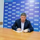 Сергей Агапов призвал горожан принять участие в выборе проектов благоустройства Саратов