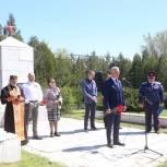В Волгограде ветераны Великой Отечественной войны принимают поздравления и подарки