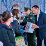 «Единая Россия» наградила призеров массовых «Семейных стартов» в Хабаровске