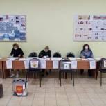 Предварительное голосование «Единой России» в Жуковском районе проходит спокойно и организованно