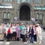 Щелковские единороссы организовали экскурсию для «Старшего поколения»