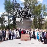 Сторонники партии организовали для одинцовских ветеранов поездку в Наро-Фоминск