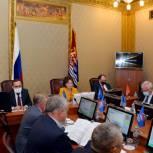 В Иванове состоялось заседание областной Думы