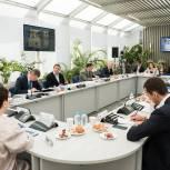 Андрей Турчак: Инициативы предпринимателей войдут в предвыборную Программу «Единой России»