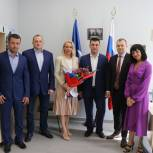 В Кировском районе открыта новая приемная партии «Единая Россия»