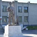 В Шумерле увековечили память защитников нашей Родины
