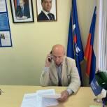 Депутат Константин Буевич провёл прием граждан