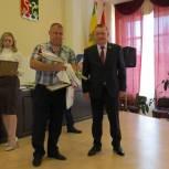 Василий Чернышов поздравил каменских предпринимателей