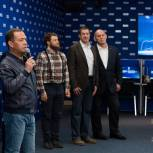 Дмитрий Медведев: Победители предварительного голосования отвечают за выполнение данных избирателям обещаний