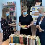 В Ивановской области «Единая Россия» продолжает акцию «Сохрани книгу»
