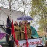Акция «Поющие дома» прошла в Балашихе