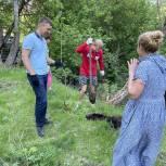Пермские активисты очистили от мусора берега Егошихи