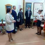 Кузнецкий район: В селе Никольское 9 мая состоялось открытие обновленного мемориала