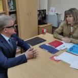 Владимир Вшивцев оказал материальную помощь организаторам «Дня мороженого» в Рузе
