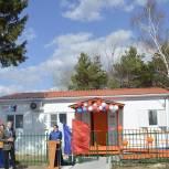 В Тюменской области открылись новые ФАПы