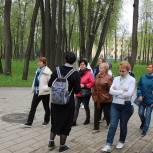 Единороссы городского округа Воскресенск организовали экскурсию для пожилых людей