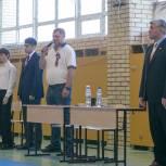 Жуковские единороссы помогли организовать турнир по дзюдо