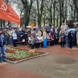 Александр Авдеев поздравил с Праздником Победы жителей Жукова