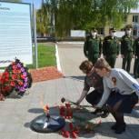 В ЗАТО Светлый почтили память Героя Великой Отечественной войны