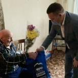 Депутат Андрей Воробьев поздравил ветеранов с предстоящим Днем Победы