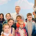 Ко Дню защиты детей школьникам Тюменского района подарили спектакль «Конек-Горбунок»