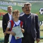 В Уфе в рамках партпроекта «Детский спорт» состоялся футбольный турнир