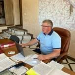 Жители села Выша обратились к депутатам областной Думы