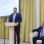 Николай Любимов: Мы вместе продолжим работать на благо жителей региона