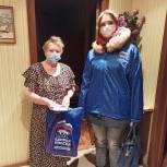 Волонтёры доставляют маски на дом жителям Королёва