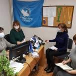 В Серпухове состоялось совещание волонтерского штаба по борьбе с коронавирусом