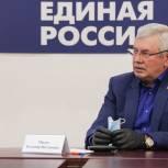 Владимир Мякуш: «Наша практика может быть полезна для проведения электронного предварительного голосования»