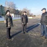 Единороссы Скопина контролируют реализацию местных инициатив