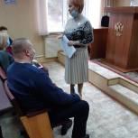Ирина Солнцева посетила с рабочим визитом Романовский и Мамонтовский районы